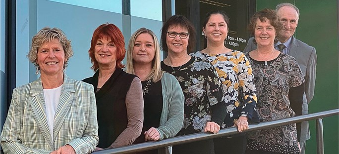Meet the Chamber Team