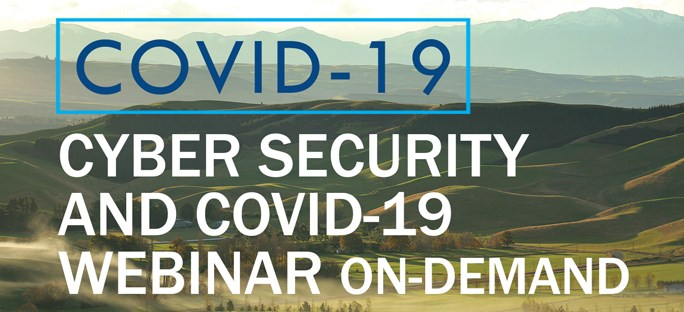 Cyber Security and COVID-19