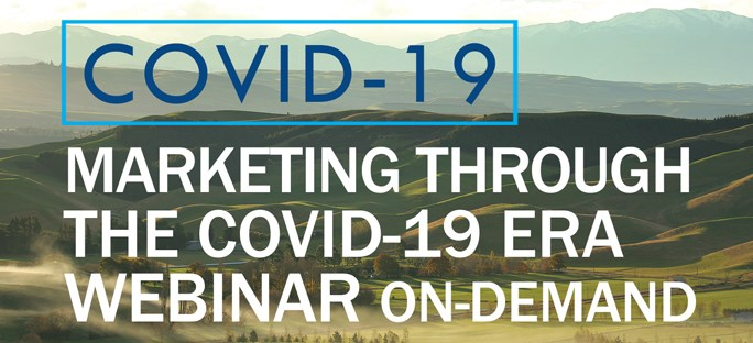 Marketing through the COVID-19 era